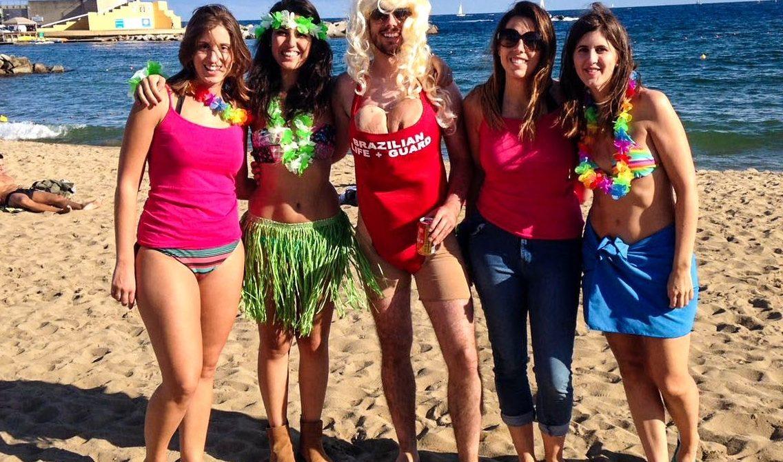 Barcelona Beach Games