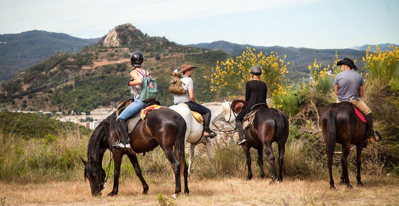 Horse Riding, Barcelona