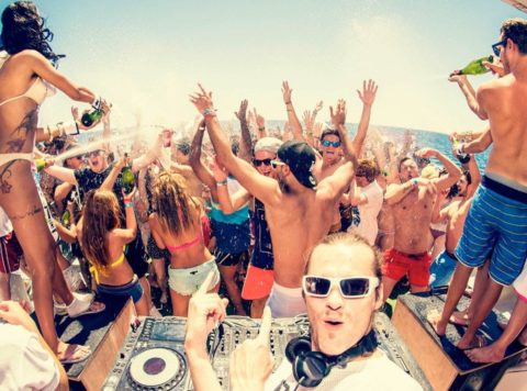 Party Boat, Barcelona