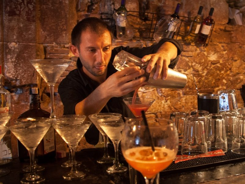 Cocktail Class, Barcelona