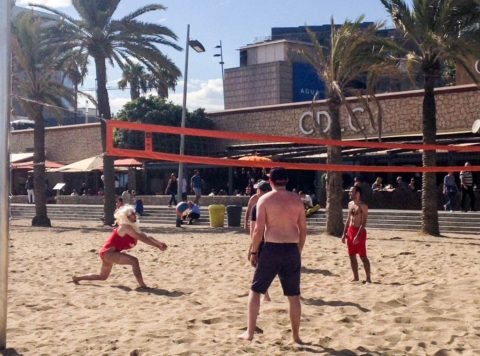 Barcelona Beach Games