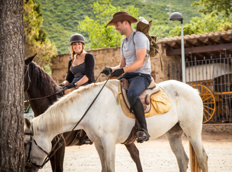 Horse Riding, Barcelona