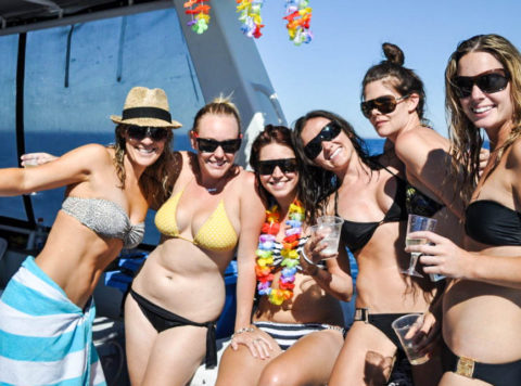 Party Boat, Stag and Hen Weekends Barcelona