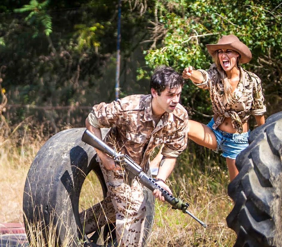 Cowboy / Cowgirl Training Day, Barcelona