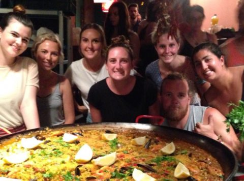 Paella Cooking Experience Barcelona