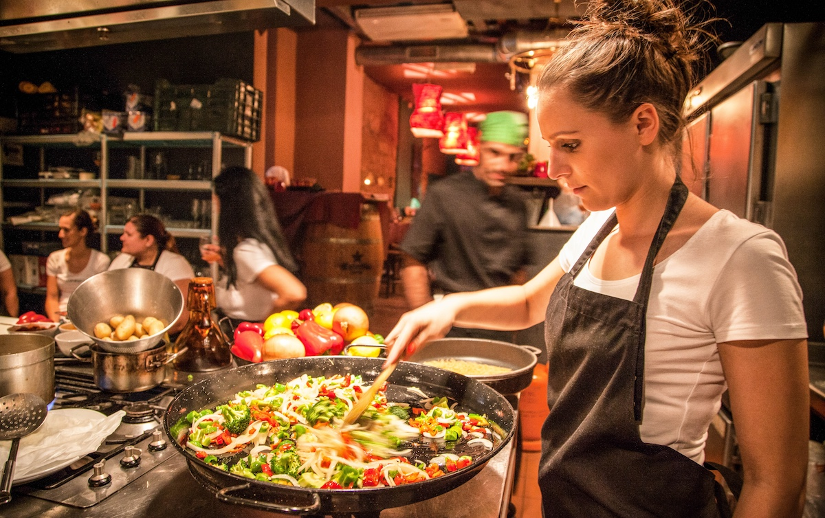 Paella Cooking Experience, Barcelona