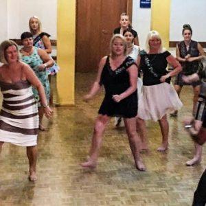 Salsa Dance Class, Barcelona