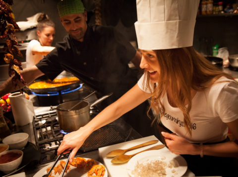 Barcelona cooking class