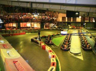 Go Karting Travel Bar