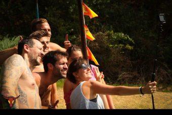Spain Games, Travel Bar