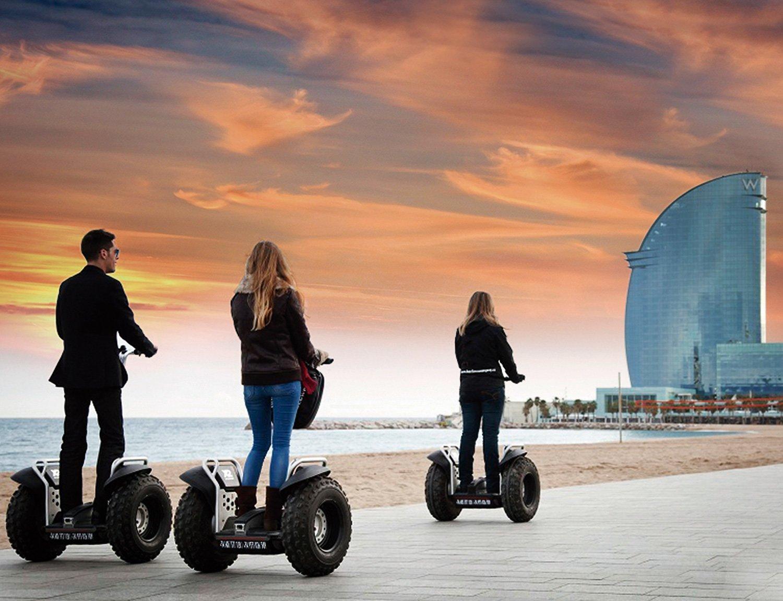 Image result for segway barcelona tour barcelona